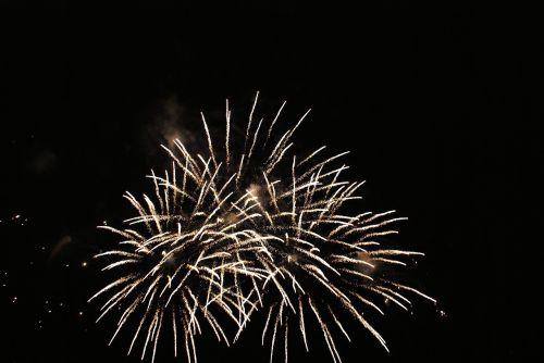 fireworks celebration the eruption