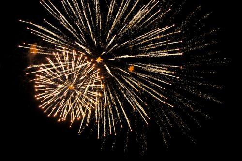 fireworks pyrotechnics explode