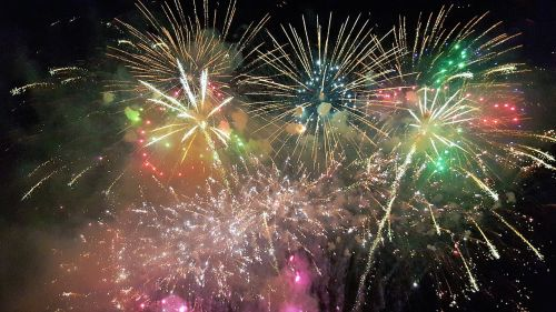 fireworks pyrotechnics fireworks rocket
