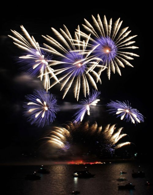 fireworks bang november