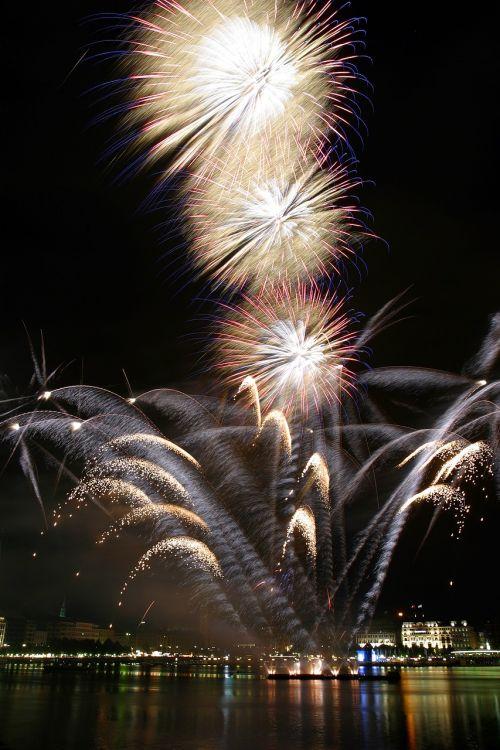 fireworks firework fire