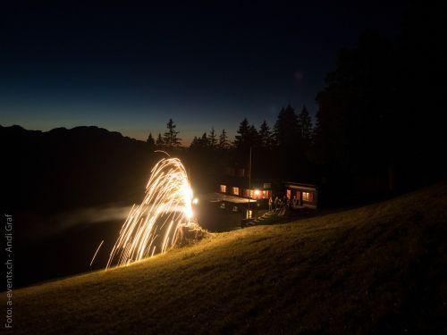 fireworks hut switzerland
