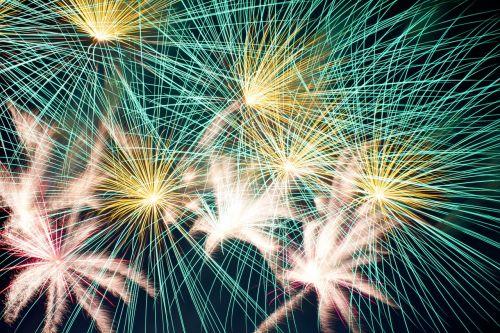 fireworks explosion pyrotechnics