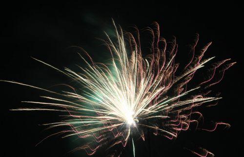 Fireworks Background 02