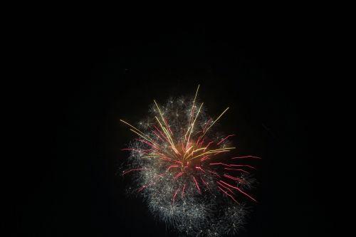 Fireworks Background 04