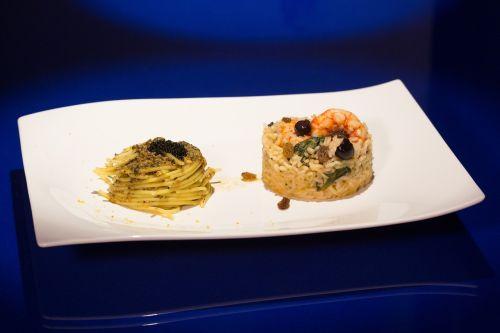 first dish spaghetti