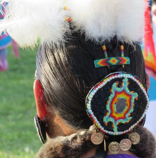 first nation headdress feather