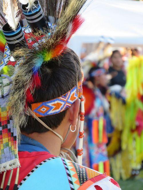first nation warrior headdress