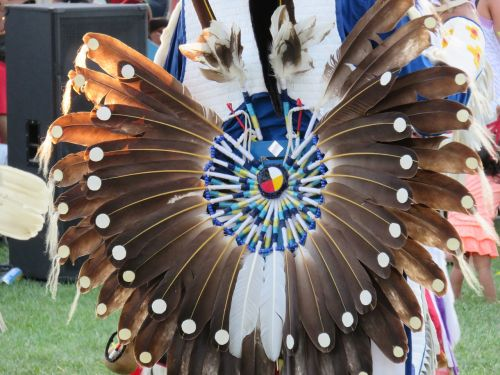 first nation warrior feather
