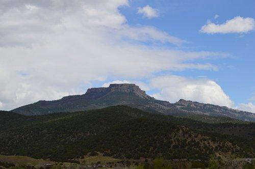 fischer's peak  trinidad  colorado