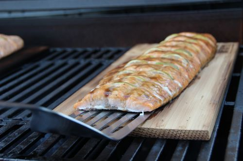 fish barbecue grill