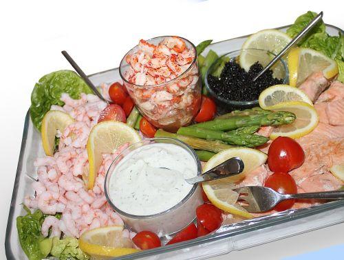 fish food dining