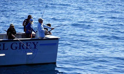 fish deep sea fishing boot