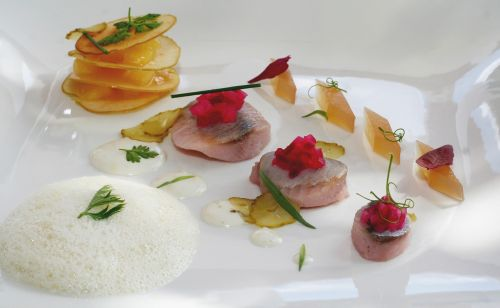 fish delicacy food