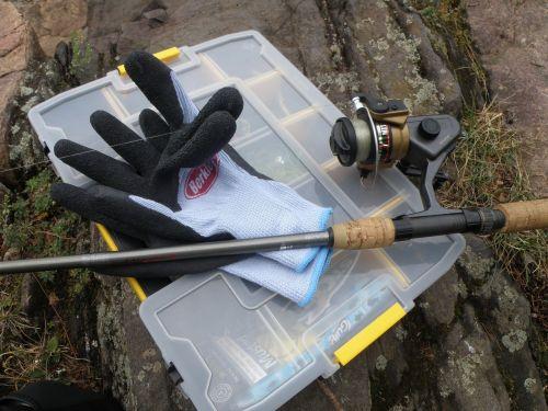 fish fishing fishing rod