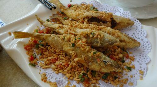 fish fried food food
