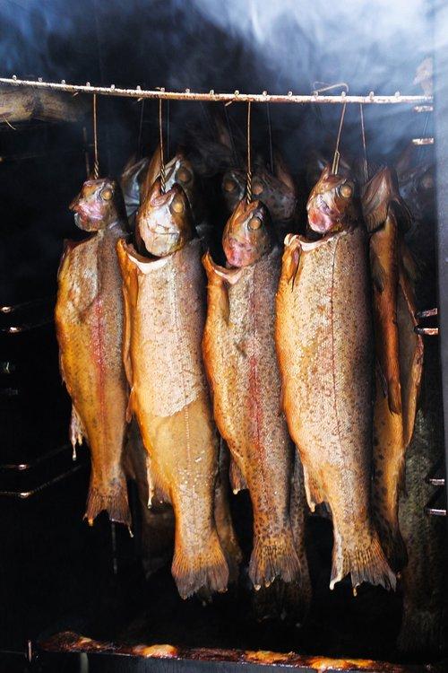 fish  smoked fish  smoked