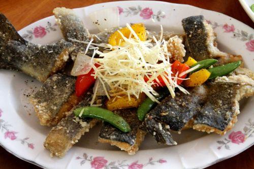 fish taiwanese cuisine deep fried fish