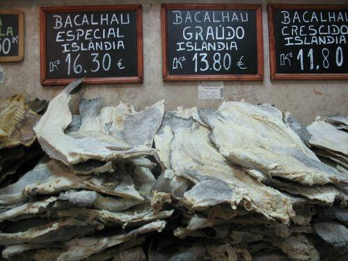 fish cod portugal