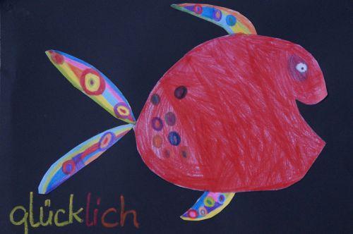 fish colorful cheerful