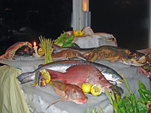 fish buffet fish buffet