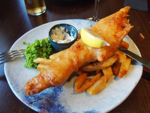fish and chips scotland united states