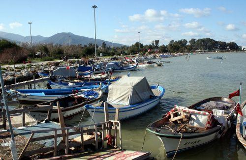 fisherman boat dock