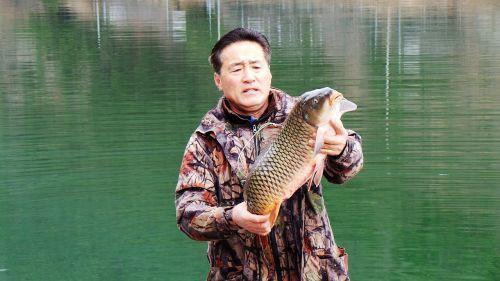 fisherman carp seomjin