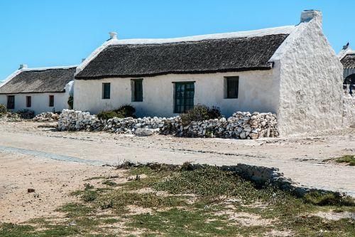 fisherman's cottage cape dutch architecture arniston