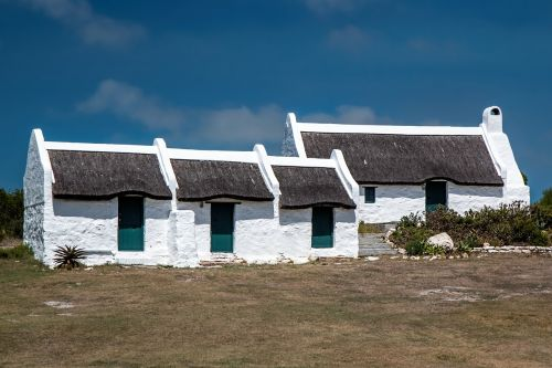 fisherman's cottage cape dutch architecture cape agulhas