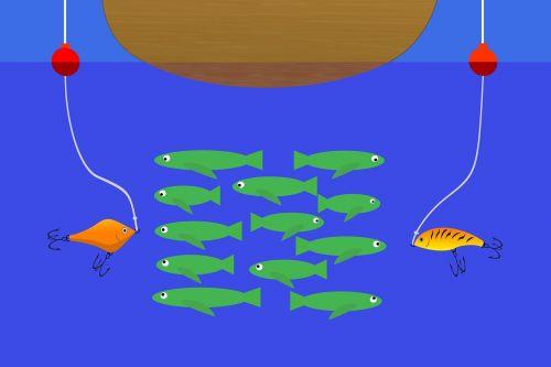 fishing fish lure