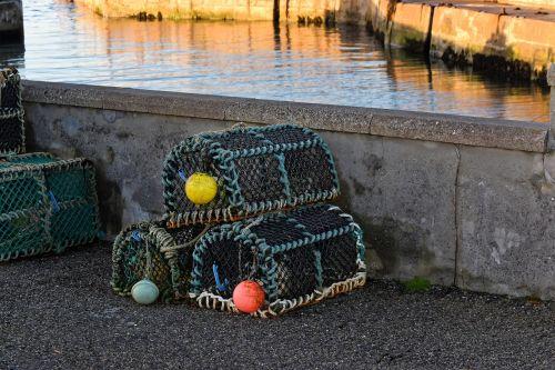 fishing creel equipment