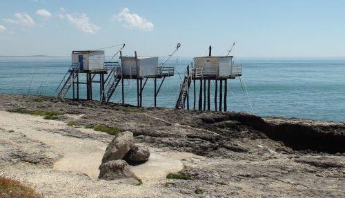 fishing estuary coastline