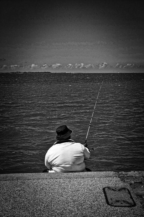 fishing rod catch