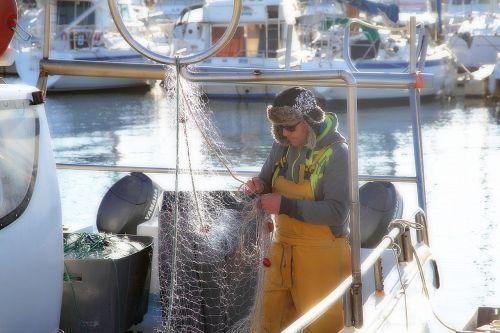 fishing fisherman fishing vessel