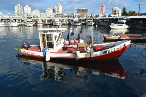 fishing boat barca