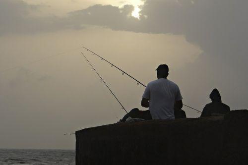 fishing fishing rod angler
