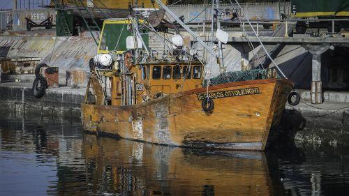 fishing mar del plata sea