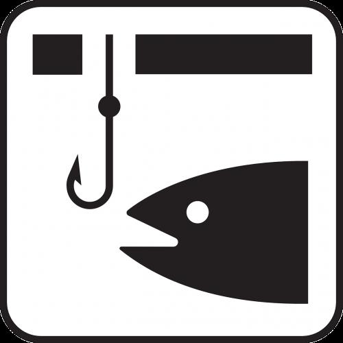 fishing angling fishhook