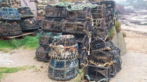 žvejyba,krabų puodai,krabas