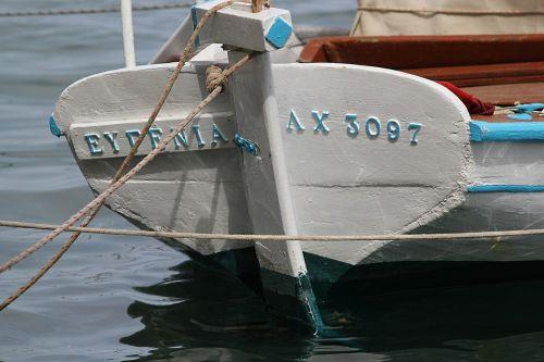 fishing boat boat eugenia