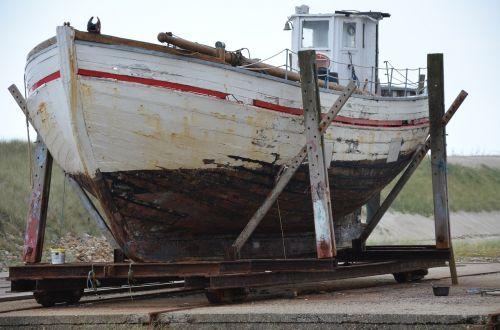 fishing boat denmark north sea
