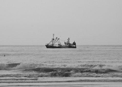 fishing boat  ship  boat