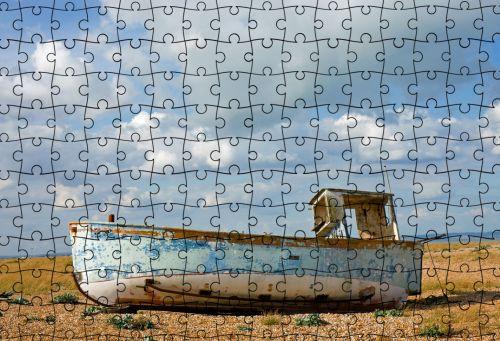 Fishing Boat Jigsaw Puzzle