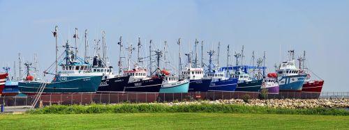 fishing boats dry dock fishing