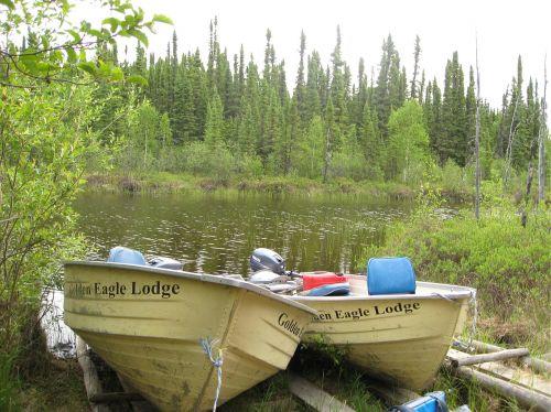 fishing boats wilderness fishing