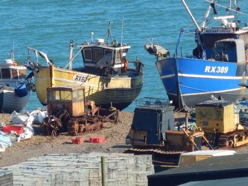 fishing boats in hastings uk fish fishing