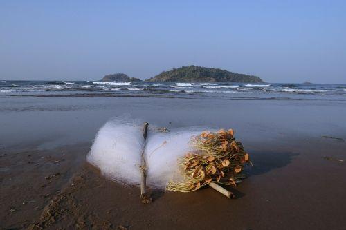 fishing net fishnet flues