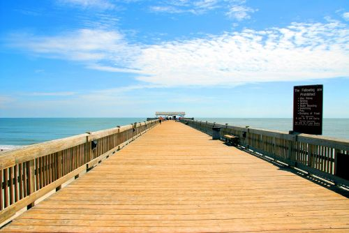 Fishing Pier Boardwalk