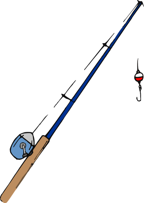 fishing rod fishing rod